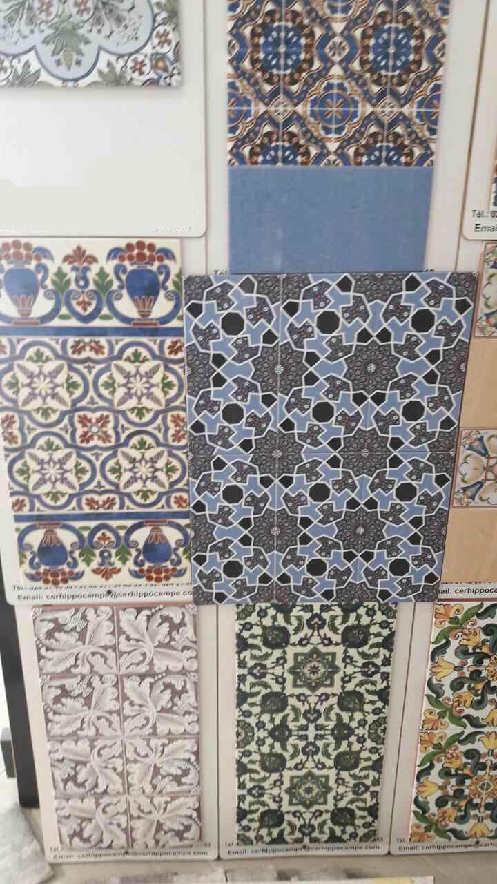 ALGERIA-Ceramique Doudah en 2019 | Ceramique, Carreaux ...