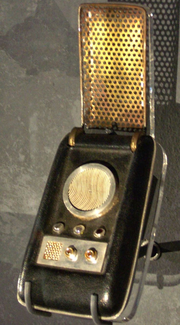 Star Trek Prop, Costume & Auction Authority: Star Trek Original Series Communicator at the Science Fiction Museum in Seattle