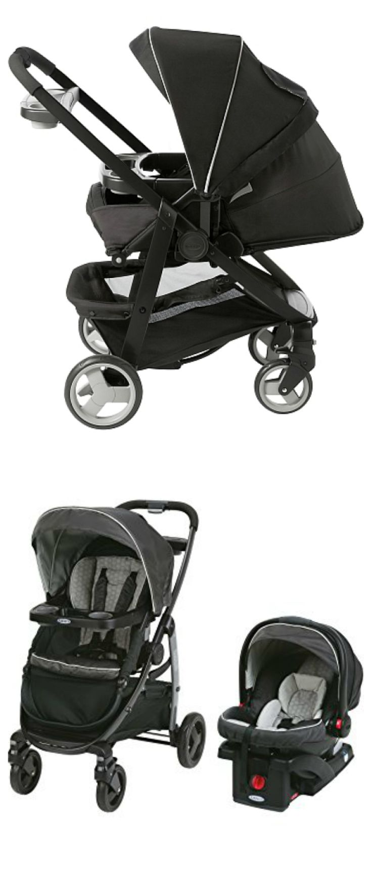 On our list of the best travel systems is the Graco Modes travel system. Why We Love It: The Graco Modes Travel System includes the Graco top-rated Snug Ride Click Connect 35 infant car seat providing 10 versatile riding options. The reversible stroller seat allows baby to... Continue Reading