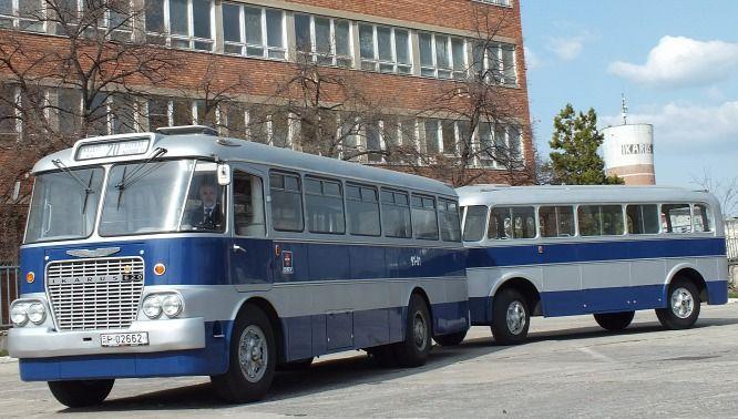 Ikarus 620 & AMG