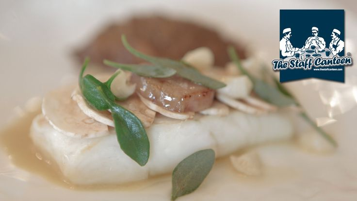 News Videos & more -  2-Michelin Star chef Daniel Clifford cooks brill with mushrooms - the best cooking videos on youtube #Music #Videos #News