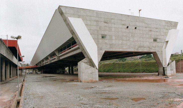 MMBB + Paulo Mendes da Rocha - Poupatempo Itaquera
