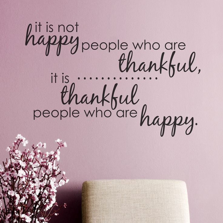 Thankful Quotes New 22 Best Be Thankfulimages On Pinterest  Be Grateful Gratitude . Decorating Inspiration