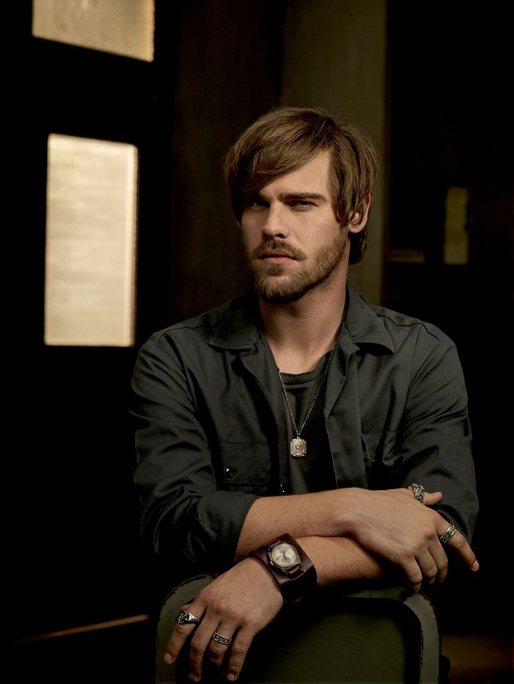 """Aquarius"" TV Show, 2015 - ??? (Brian Shafe played by Grey Damon)"