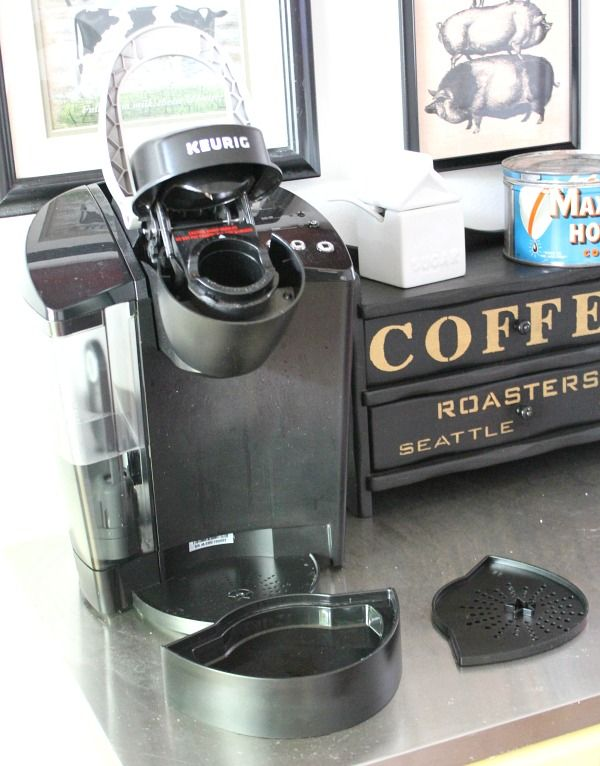 How to clean coffee makers.