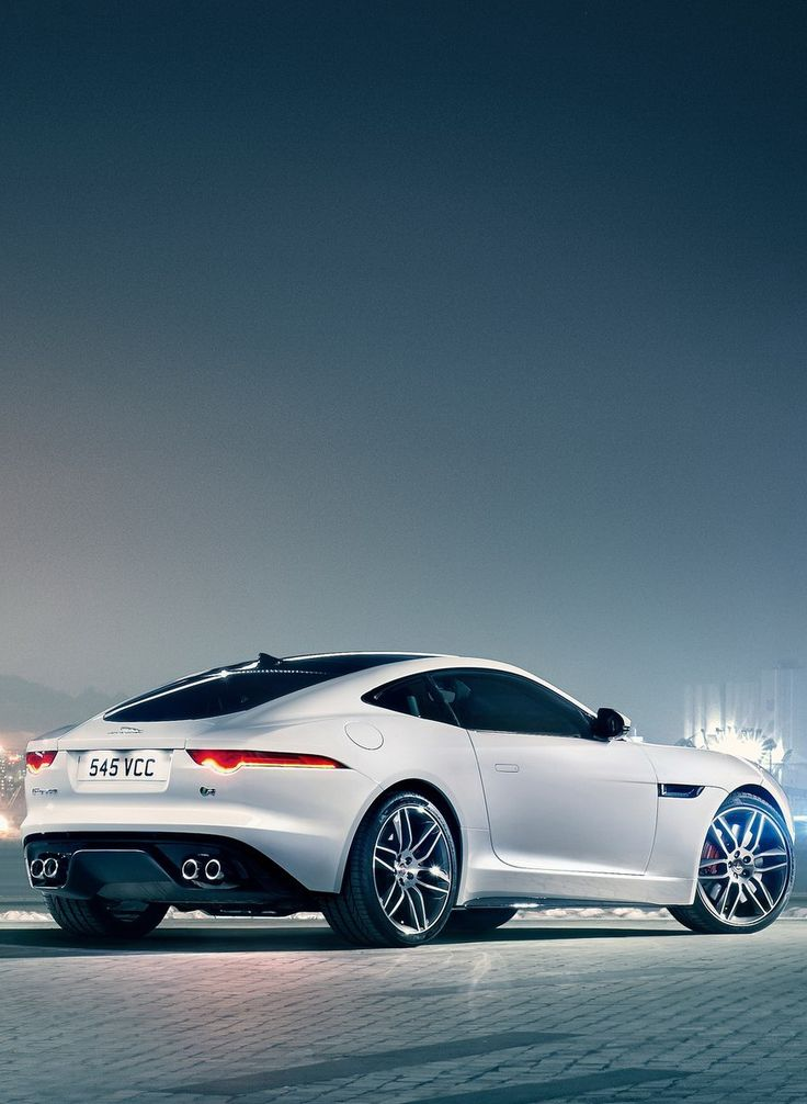 #Jaguar_F_Type Coupe R (2015) #RePin by AT Social Media Marketing - Pinterest Marketing Specialists ATSocialMedia.co.uk