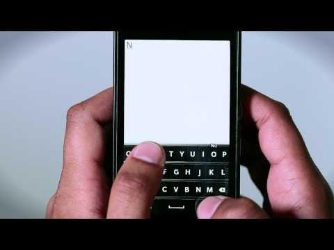 BlackBerry 10 Sneak Peek from the BlackBerry World 2012 Keynote