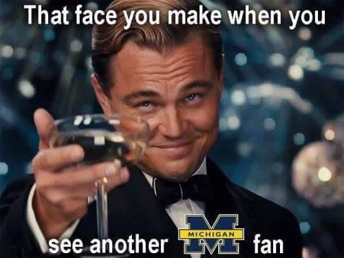 We're not disagreeing....#GoBlue