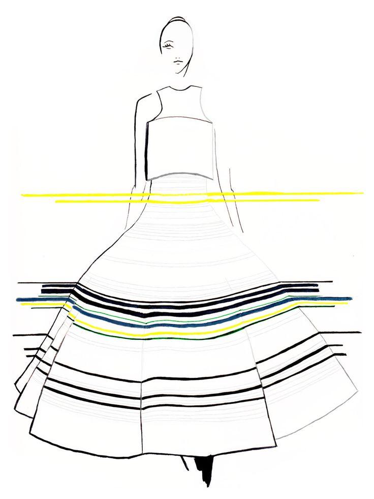 Christian Dior Spring 2015 Couture 02 Fine Art Print by StephanieAnneIllu on Etsy https://www.etsy.com/ca/listing/234373976/christian-dior-spring-2015-couture-02