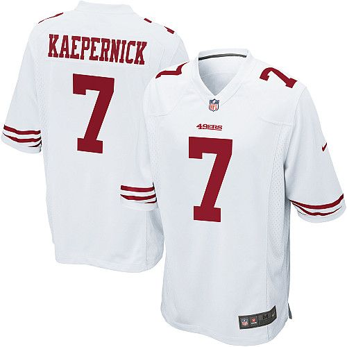 NFL Colin Kaepernick Jersey - goalsBox™