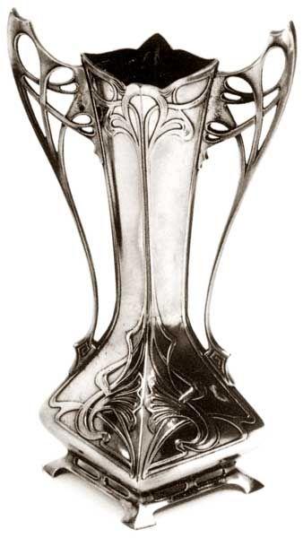 art nouveau vases - Google Search