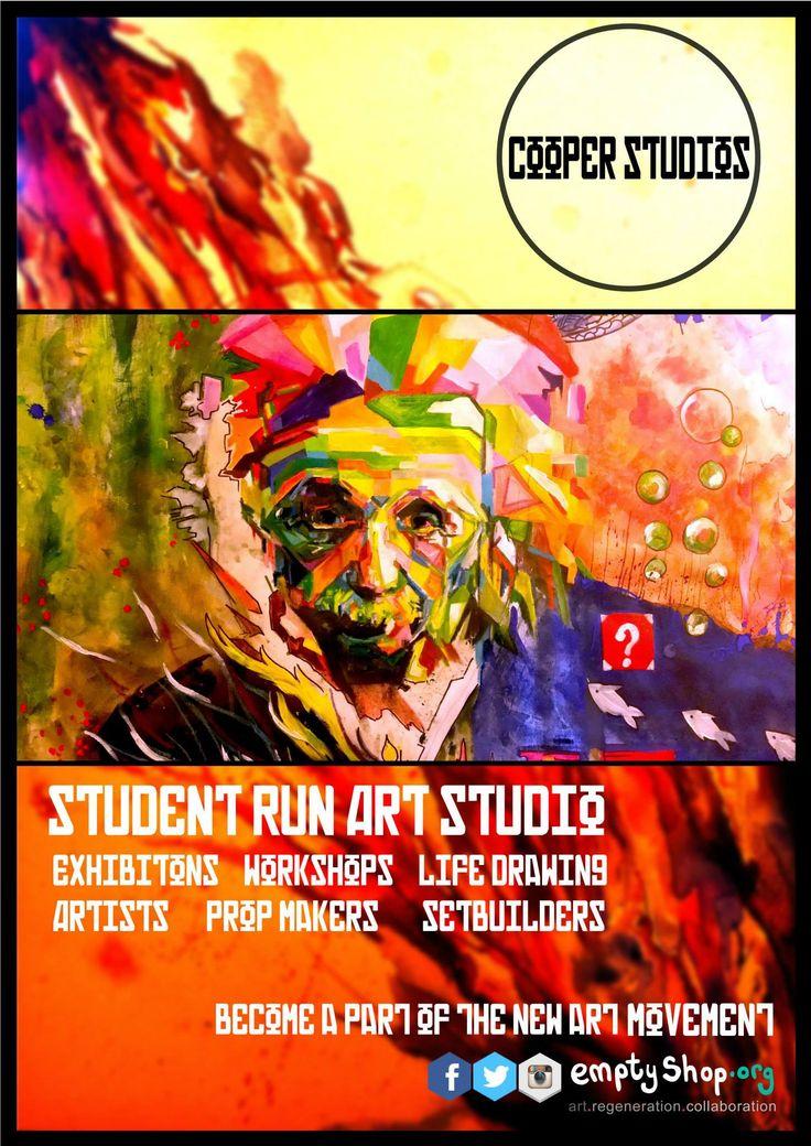 Cooper Studios poster