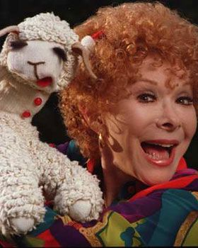 I was very sad when Shari Lewis died. Lamb Chop's Play-Along was a phenomenal part of my childhood.