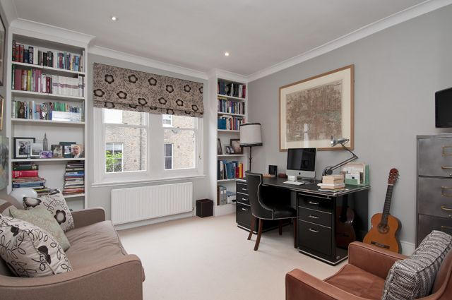 London House Study