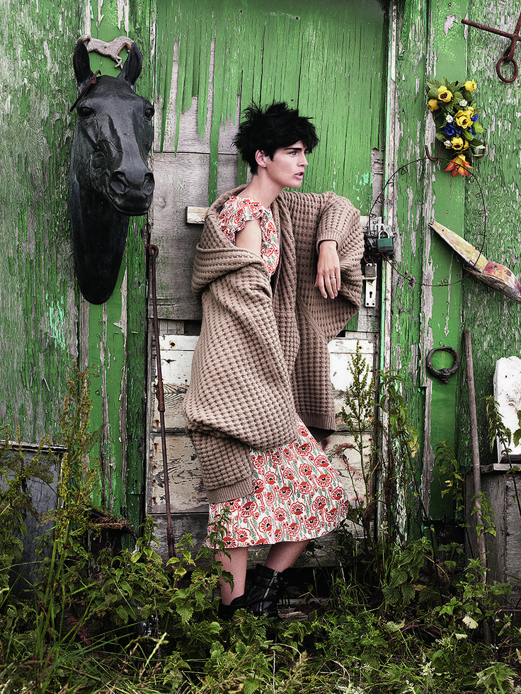 Stella Tennant - Photos - Vogue