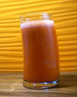 Pij soki wyciskane: Jabłko, marchew, limonka
