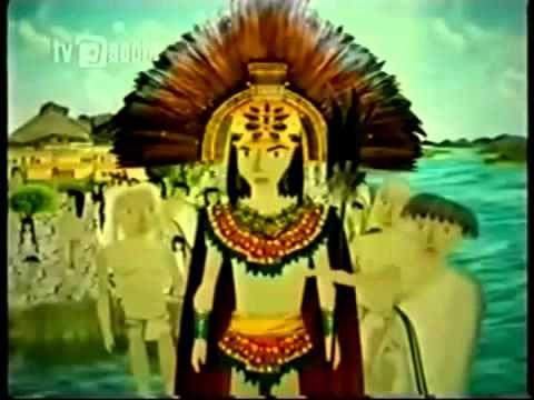 Grandes Civilizações-O Império Asteca-Parte 1 de 2