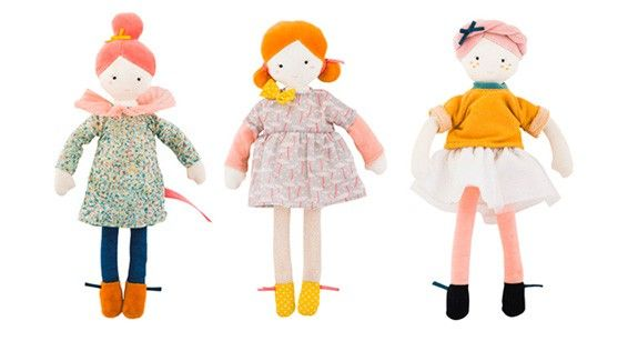 Éloîse-Agathe-Blanche - Collection Les Parisiennes - Moulin Roty