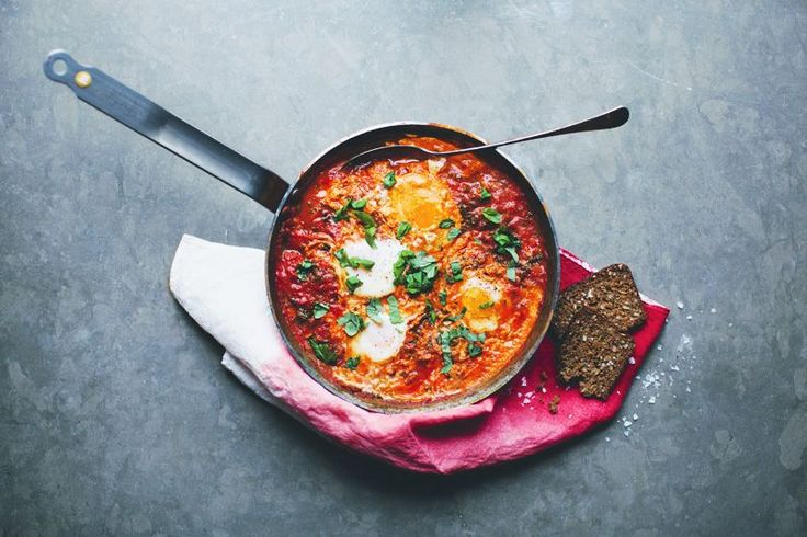 Shakshuka on a budget - Green Kitchen Stories