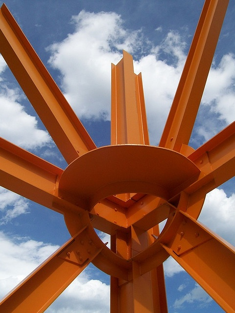 The Calling by di suvero Milwaukee, WI