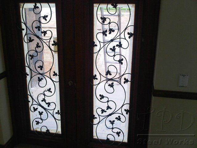 17 best images about decorative burglar bars on pinterest for Window bars design