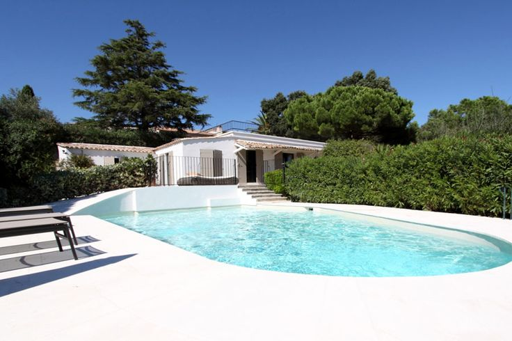 Villa Nikki Plage for holiday rental in the South of France