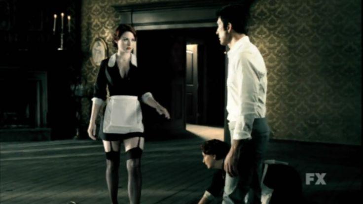 american horror story | horror story maid american horror story asylum american horror story ...