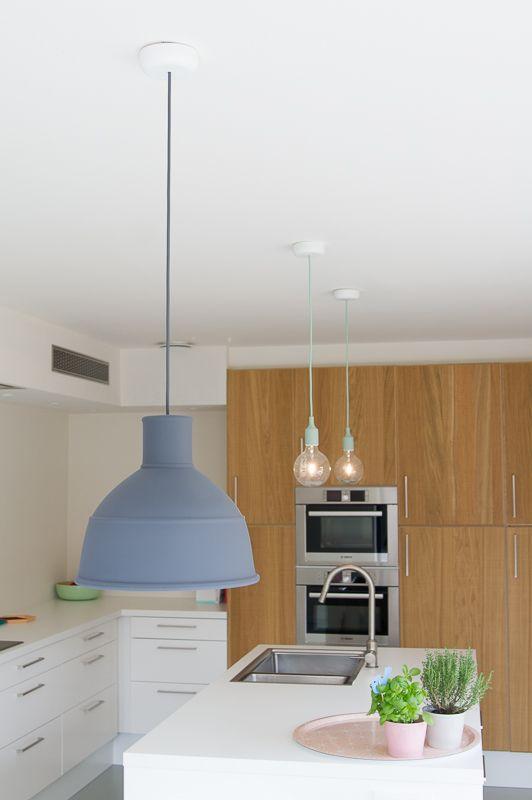 Happy customers of Design District Jeroen & Fran  #Unfold #muuto #E27