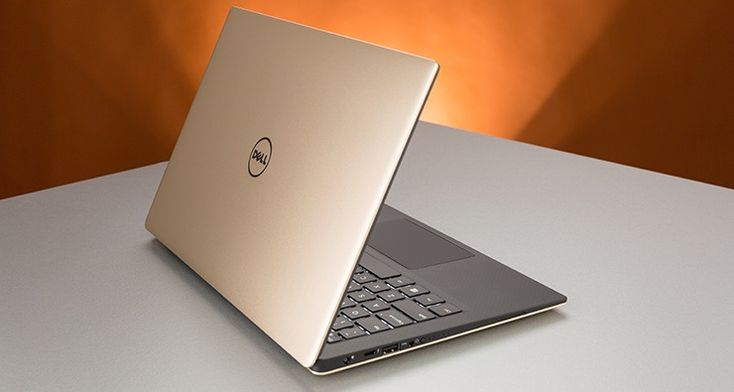 #FairfieldGrantsWishes Dell XPS 13 Touch (2016 Gold Edition)