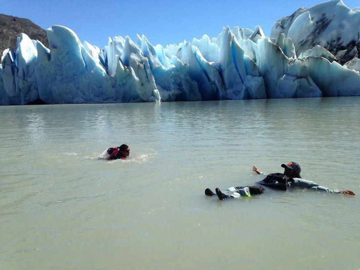 Foldaway Tote - 3 Glaciers FWY by VIDA VIDA zp2RxmACmg