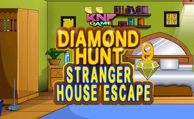 Stranger House Escape is the 83rd escape game from knfgame. In this game Mike went to his friend's apartment and nearby that he saw a Strange House and he doubted it could be a clue for the other diamond. Now as player help mike to get the 9th diamond by clicking on the objects around the house and use them to solve the interesting puzzles. Good luck and have fun playing Knf escape games, free online point and click games.  http://www.knfgame.com/knf-diamond-hunt-9-stranger-house-escape/