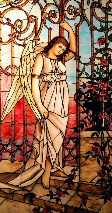 Garden Angel- by Kristin Elmquist