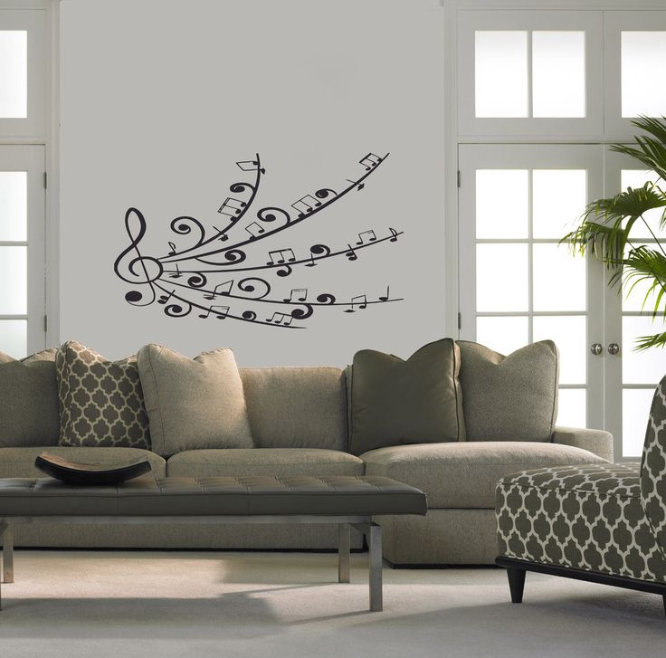 55 best Wall Art Stickers images on Pinterest Vinyl wall