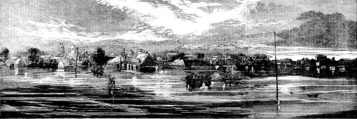 1867 The Year of the Floods in New South Wales