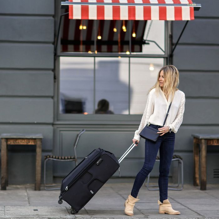 Traveling for the holidays? Take note of these carry-on luggage restrictions, which are always confiscated.