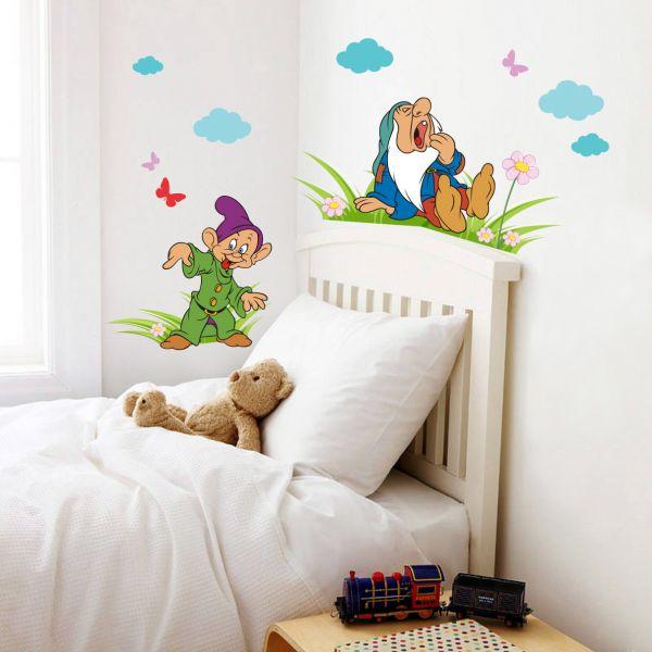 Cum decorezi o camera de basm pentru copii?