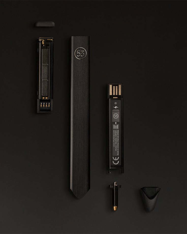 Pencil by FiftyThree | Pencil internals