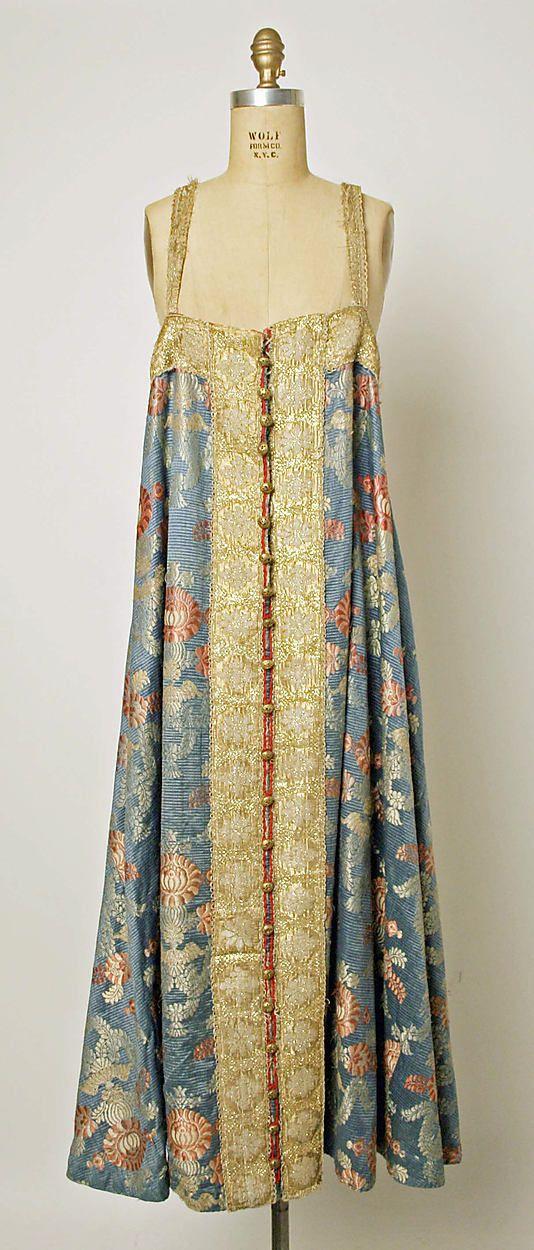 Dress Date: 19th century Culture: Russian