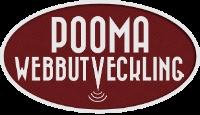Pooma Webbutveckling bygger och förklarar nätet. Ger kurser i sociala medier och bygger i WordPress!