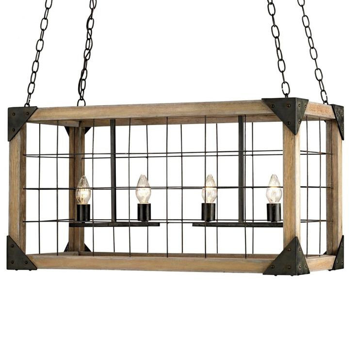 Chandeliers Cute Wood And Iron Chandelier: Wood And Old Iron Chandelier Rectangular French Wood And Iron Chandelier Wood And Iron Chandelier