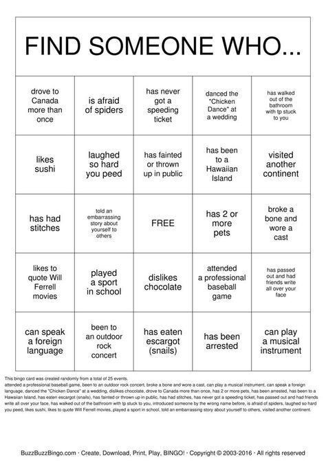 ice breaker bingo template - download getting to know you bingo cards team builder