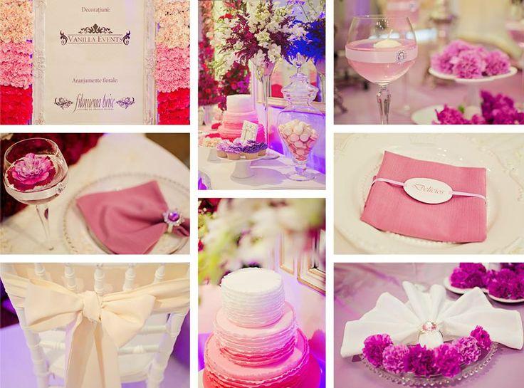 Nunta la Palat 2014 - Decorațiuni by Vanilla Events