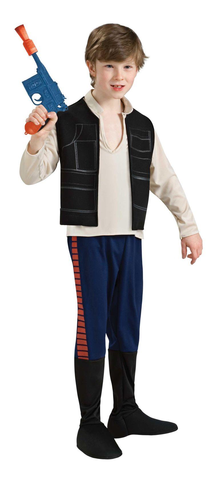 Déguisement Han Solo Star Wars™ enfant : Deguise-toi, achat de Déguisements enfants