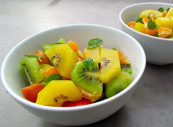 5+ A Day - Kiwifruit Salad