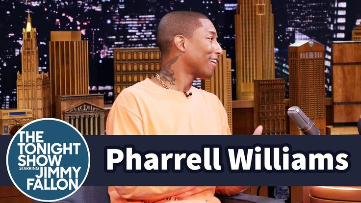 Pharrell Williams Says His Triplets Harmonize When They Cry  Recently on the Jimmy Fallon Late Night show, Pharrell Williams stopped by and opens up about becoming father to triplets, demonstrates his assembly line-style parenting and the talks about the music he composed for Despicable Me 3. Pharrell and his beautiful wifemodel/designer Helen Lasichanh... #ArianaGrande, #BenefitConcert, #BritishRedCross, #HappyPharrellWilliamsSong, #JustinBieber, #KatyPerry, #Manchester, #