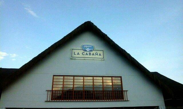 Nuevo Logo La Cabaña Alpina