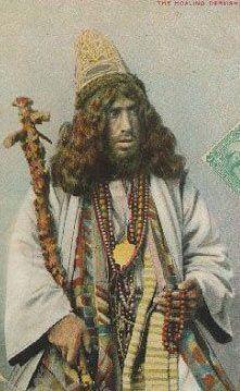 bektashi  dervish