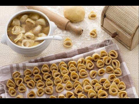 Tortellini, la ricetta di Giallozafferano