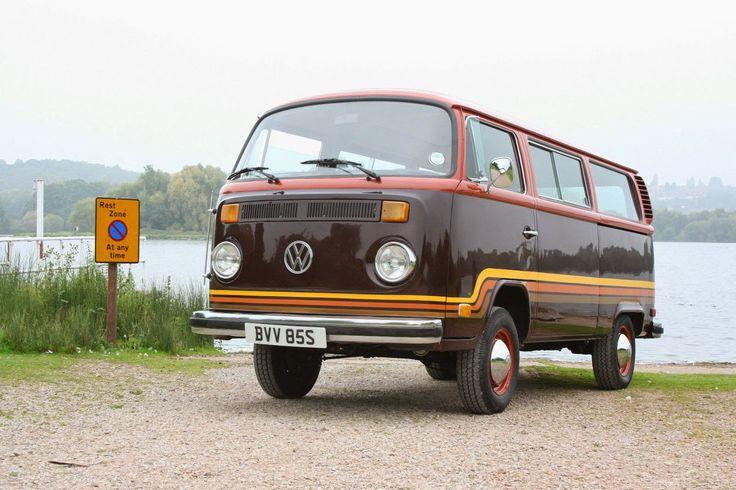 1978 Volkswagen Bus Champagne Edition   Auto Restorationice