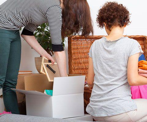 Как научиться класть вещи на место.  Уборка в квартире и наведение порядка: как найти каждой вещи свое место.